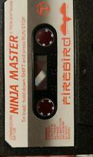 Ninja Master (Firebird 1987) Commodore C64 Kassette (Tape) 100 % ok