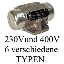 VX 20M Vibrationsmotor 230 V Elektro  Aussenrüttler Rüttelmotor Rüttler Motor