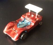 VINTAGE HOTWHEELS REDLINE COLLECTORS. CHAPPARAL IN DEEP RED. VERY RARE MODEL