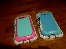 LOT OF 3 SAMSUNG GALAXY  Phone Case Cover  Samsung Galaxy SIII