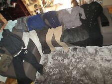 Bulk Lot Women's 12/Medium winter clothes Witchery wool coat/Just Jeans/Rip Curl