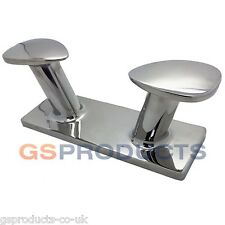 220mm Stainless Steel Horn Bollard Cleat FREE P&P!!!