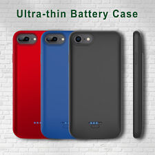 For iPhone 6/7/8 Plus Battery Case External Power Bank Charger Charging Portable