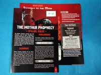 RPG/Rol/Hate C'mon - The Mother Prophecy, Cards, Dashboards, Rules - OT152