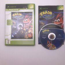 Crash Bandicoot : The Wrath of Cortex - Xbox Game - PAL Version