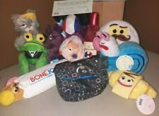 Various NWT Bark Box  Squeak dog toys small to large dogs spoil your fur baby