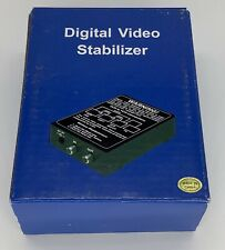 Digital Video Stabilizer VCR to DVR : NOS With Original Box And Instructions