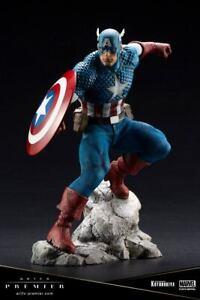 Marvel Universe ARTFX Premier PVC Statue 1/10 Captain America 18 cm KOTOBUKIYA