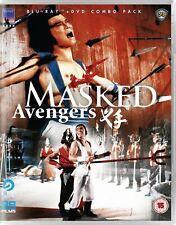 The Masked Avengers (Blu-ray) Phillip Chung-Fung Kwok, Siu-Ho Chin