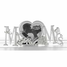 Mr & Mrs Letters Message Frame Photo Picture Bride & Groom Wedding Gift Novelty