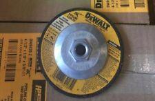 "Two boxes of 10=20. 8435 Dewalt Grinding Discs Type 27 4 1/2"" x 1/8"" x 5/8"" - 11"