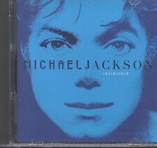 MICHAEL JACKSON - JACKSON, MICHAEL - INVINIBLE CD