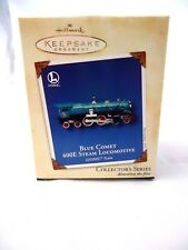 Hallmark Lionel Blue Comet 400E Steam Locomotive NIB 2002