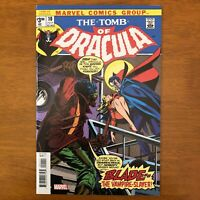 Tomb Of Dracula 10 Facsimile Edition NM Marvel 2019 1st Appearance Of Blade