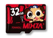 Mixza Édition limitée U1 32GB Carte Mémoire TF