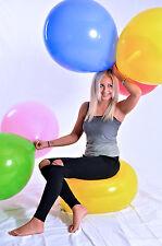 """3x WINDY 55cm Ø = 22"""" Riesen- Luftballons - 3x 170er Riesen- Ballon RUND"""