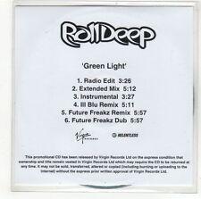 (GI694) Roll Deep, Green Light - DJ CD