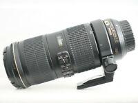 Nikon 70-200mm F/4.0 VR G ED Lens, Perfect Working Order