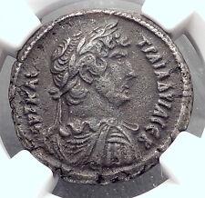HADRIAN 126AD Tetradrachm Alexandria Egypt Ancient Roman Coin ATHENA NGC i61387