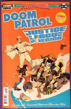 DOOM PATROL / JLA SPECIAL 1 Apr 2018 9.4-9.6 NM/NM+ DC YOUNG ANIMAL - MILK WARS!