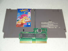 The Trolls in Crazyland rare Pal NES Game