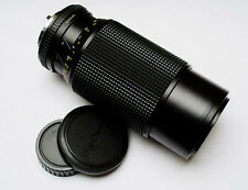 Minolta MD 70-210mm f/4 zoom telephoto lens m4/3 NEX A7  Mirorless adaptable