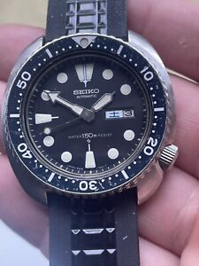Seiko 6306-7001 150m Diver JDM Turtle