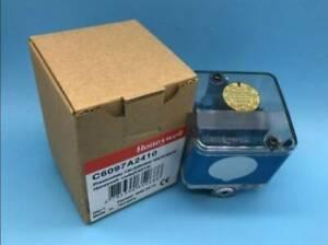 1PC New Honeywell C6097A2410 Pressure Switch