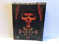 Diablo II Official Strategy Guide by Bart Farkas and BradyGames Staff (2000, Pap