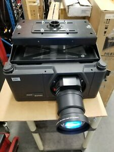 Christie HD10K-M DLP Projector with 1.4-1.8:1 Lens and Mount 11K Lumens (4C) #2