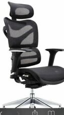 Brand New Deluxe Ergonomic Executive Full Mesh Task Office Chair With Headrest @