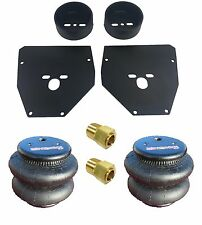 """Chevy C10 Air Ride Suspension Front Mount Brackets & 2600 Air Bags 1963-72 1/4"""""""