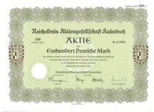 Reichelbräu AG 100dm Kulmbach 1980