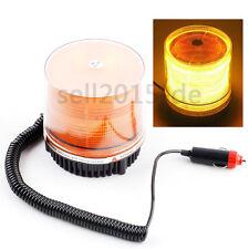 DE 12V Xenon LED Rundumleuchte Rundumlicht Pannenlicht Blinklicht mit Magnetfuß
