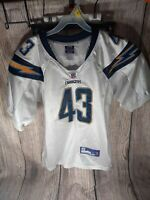 Youth small san diego chargers jersey #43 sproles
