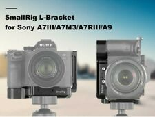SMALLRIG 2122 sony DSLR A7III A7M3 A7RIII A9 Gabbia L-BRACKET Kit Japan Tracking