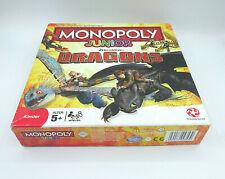 MONOPOLY Junior Dragons Drachenzähmen leichtgemacht Hasbro
