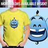 Aladdin Genie Happy Grin Smile Disney Emoji Lamp Toddler Kids Tee Youth T-Shirt