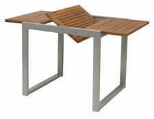 Gartentische Aus Holz Metal Gunstig Kaufen Ebay