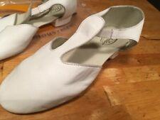 Merlet Chaussures De Danse Greece Cuir Blanc 39