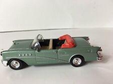 1955 Buick Century Convertible Diecast Car 48699 Green