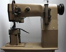 PFAFF 1296  Post Bed 2-Needle Roller Foot Large Hook Industrial Sewing Machine