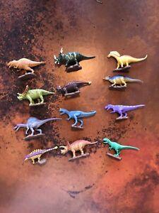 Lot of Saga Toys Dinosaur King figures