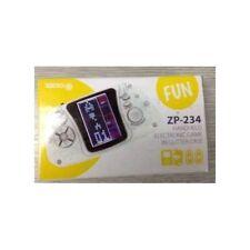 Zero ZP-234 Handheld Electronic Game In Glitter Case Retro SNAKE 800 Games