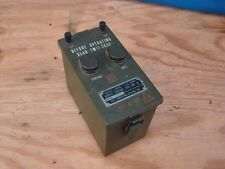 Vintage MILITARY Radio/Phone SIGNAL CORPS US ARMY REMOTE CONTROL UNIT RM52