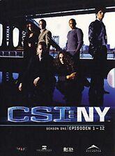 CSI: NY - Season 1.1 - Gary Sinise, Melina Kanakaredes, Hill Harper,
