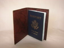 PASSPORT COVER    GENUINE COW LEATHER