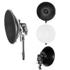 Beauty Dish Diffuser Canon Flash 580EX 550EX 420ex 540ez 380EX 420EZ 430ez 270EX