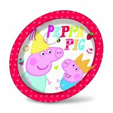 Peppa Pig Paper Party Tableware Less than 10