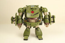 Transformers Animated Leader Class Bulkhead missing parts